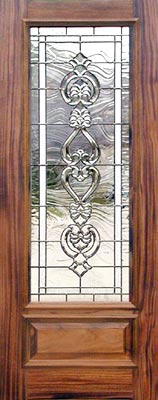 4infsetsd1 beveled leaded glass door