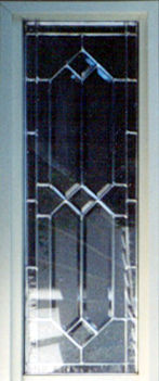 insulated leaded glass window