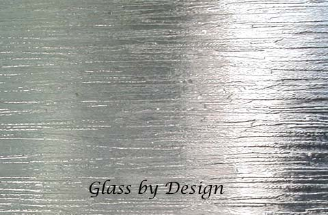 Clear textured glass