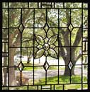 BRYANTP custom leaded beveled glass window