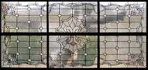 GILBERTP large stained glass Victorian style window